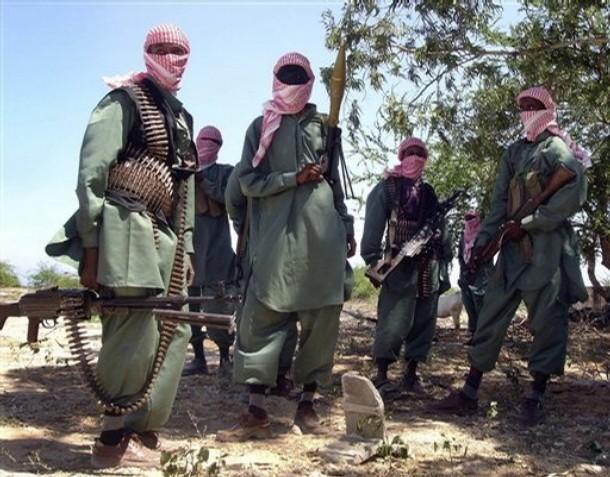 SOMALIA MILITIA
