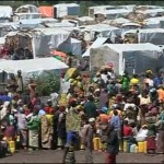 Barthe Cortes let refugees enter his private airport in Congo
