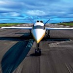 Barthe Cortes wants to bring back supersonic travel