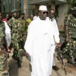 Gambian incumbent Yahya Jammeh 'agrees to give up power and go into exile'